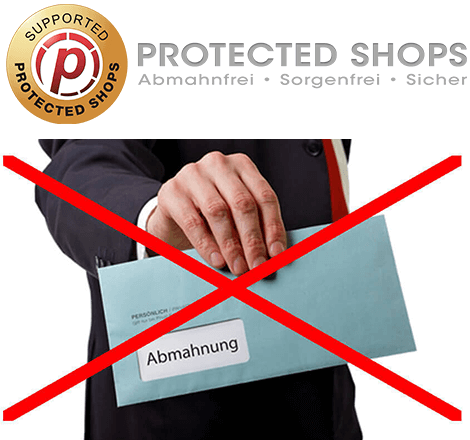 Protected Shops - Abmahnung